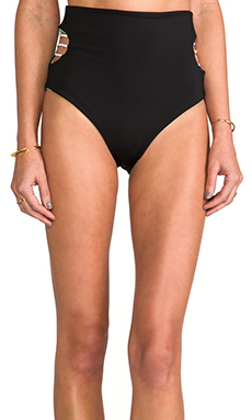 Basta Surf Calita Bottom in Noir & Freeze