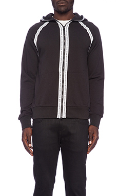 Billionaire Boys Club BeeBeeSee Hoodie in Black White