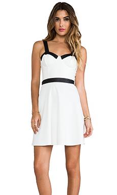 BB Dakota Keryn Tank Dress in Ivory