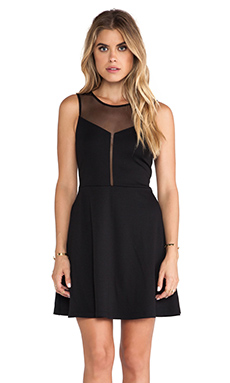 Jack by BB Dakota Portola Dress in Black