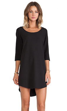 Jack by BB Dakota Madden Shift Dress in Black
