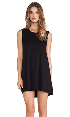 BB Dakota Collective Sofia Tank Dress in Black
