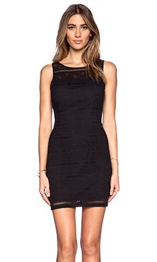 Jack by BB Dakota Hazeline Dress in Black