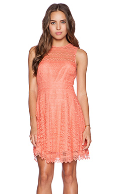 BB Dakota Lotte Dress in Sorbet