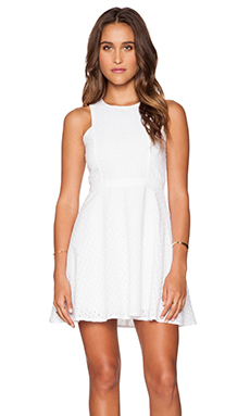 Jack by BB Dakota Sidra Dress in White
