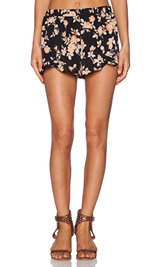 Jack by BB Dakota Mercedes Short in Black