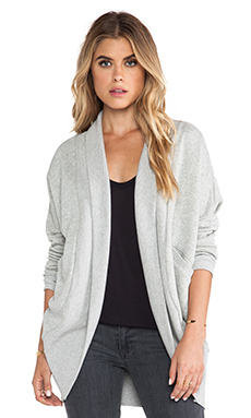 Jack by BB Dakota Edison Cardigan in Light Heather Grey