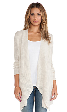 BB Dakota Howell Cardigan in Oatmeal