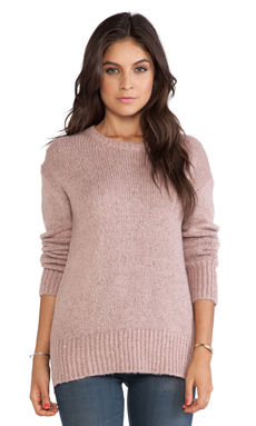 BB Dakota Tamika Sweater in Nude Protest
