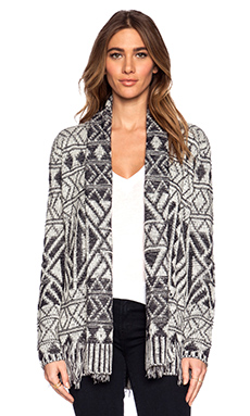 BB Dakota Mandla Cardigan in Black