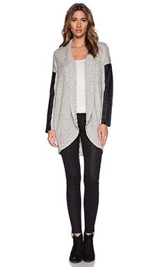 BB Dakota Heather Sweater in Black