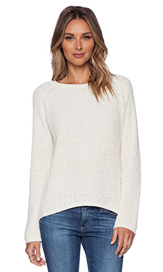 BB Dakota Lowman Sweater in Cream