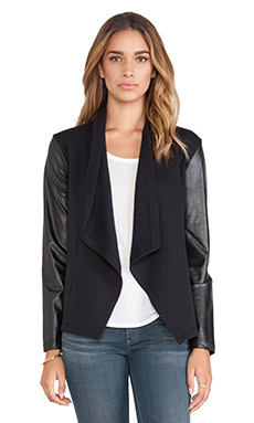 Jack by BB Dakota Alexandra Jacket in Black