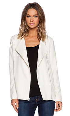 Jack by BB Dakota Carlton Jacket in Ivory