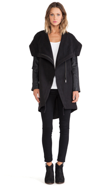 IMITATION CUIR MEILANI JACKET