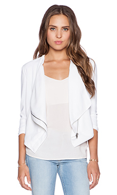 BB Dakota Gael Jacket in Optic White