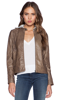 Jack by BB Dakota Meera Jacket in Walnut