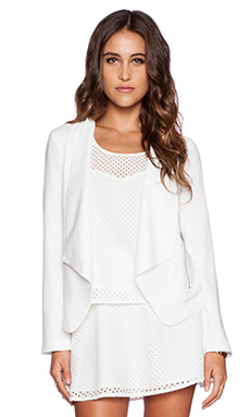 BB Dakota Ishana Jacket in Optic White