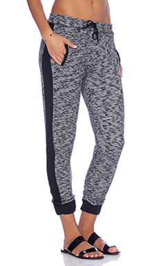 Jack by BB Dakota Kiner Sweat Pant in Black