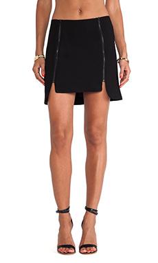 Jack By BB Dakota Hedda Skirt in Black