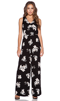 BB Dakota Varana Lily Jumpsuit in Black