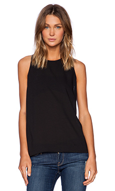 Jack by BB Dakota Everly Tank in Black