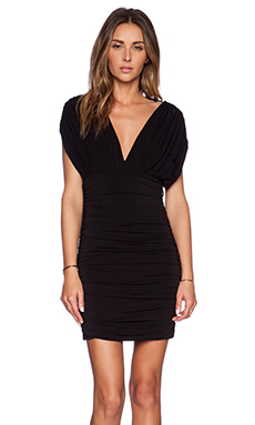 BCBGMAXAZRIA Nevis Dress in Black