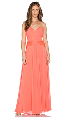 BCBGMAXAZRIA Maxi Dress in Ambrosia