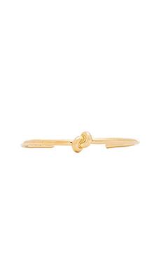 BCBGMAXAZRIA Knot Bracelet in Gold