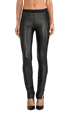BCBGMAXAZRIA Slade Legging in Black