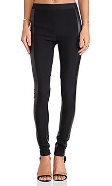 BCBGMAXAZRIA Wesley Skinny Pants in Black