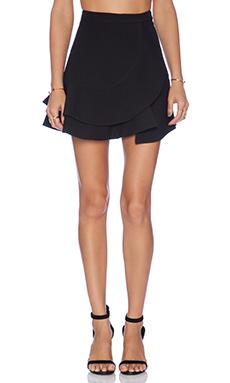 BCBGMAXAZRIA Kimberly Skirt in Black