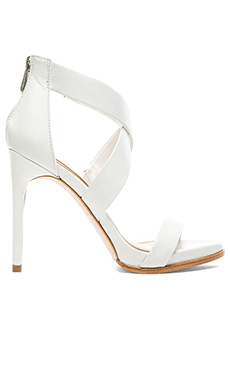 BCBGMAXAZRIA Elyse Heel in White