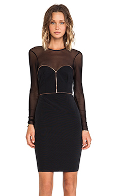 BEC&BRIDGE Argon Dress in Black