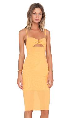 BEC&BRIDGE Sunset Dress in Papaya