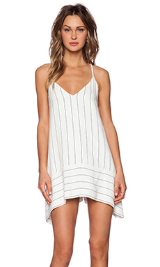 BEC&BRIDGE Sunseeker Swing Dress in Stripe