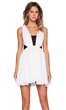 BEC&BRIDGE Venus Dress in White