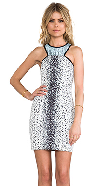 BEC&BRIDGE Opulent Mini Dress in Print