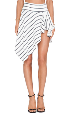 BEC&BRIDGE Northward Skirt in Stripe
