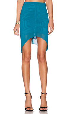 BEC&BRIDGE Aquarius Skirt in Jade