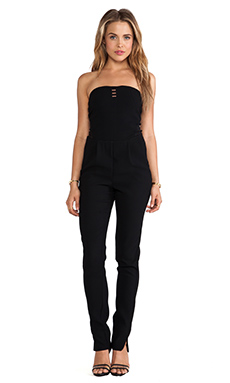 BEC&BRIDGE Black Magic Jumpsuit in Black