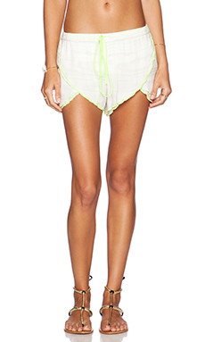 BELUSSO Caves Du Roy Shorts in Driftwood