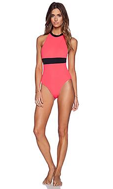 Beth Richards Valerie Swimsuit in Cerise