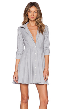 BCBGeneration Shirtdress in Indigo