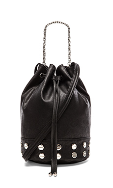 BCBGeneration Owen The La Vie Boheme Bag in Black