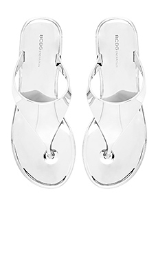 BCBGeneration Starr Sandal in Silver