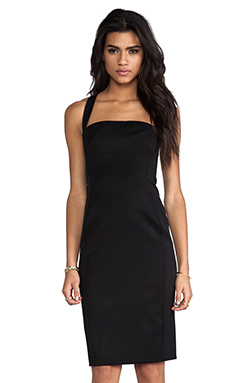 Black Halo Bryson Dress in Black