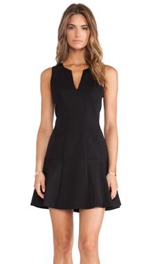 Black Halo x REVOLVE Nova Mini Dress in Black