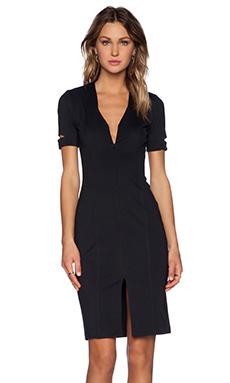 Black Halo Eden Sheath Dress in Black
