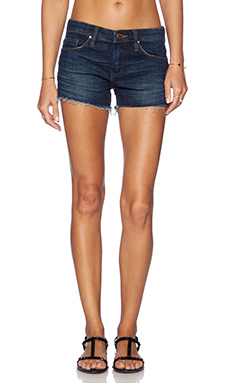 BLANKNYC Distressed Short in Getaway Car